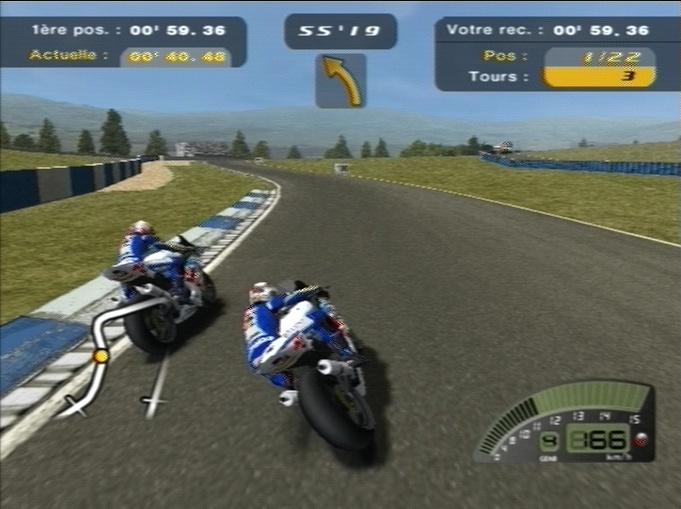 SBK-08 Superbike World Championship - Playstation 2