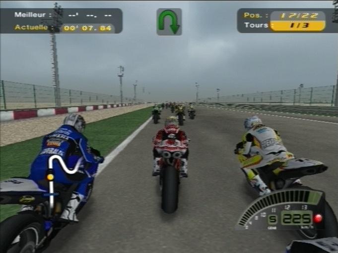 SBK 08 : Superbike World Championship - PlayStation 2 Image 8 sur 22