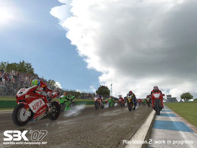 SBK-07 : Superbike World Championship