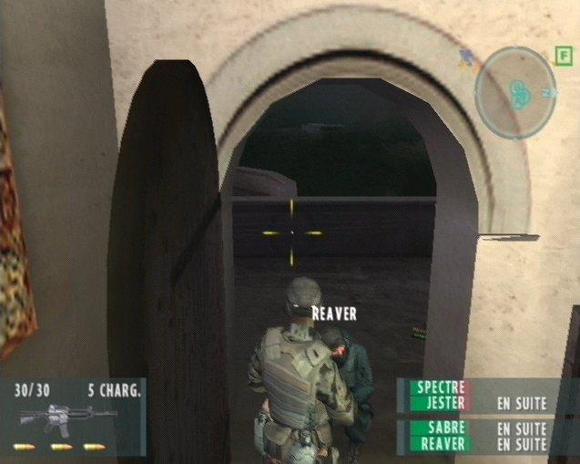 jeuxvideo.com SOCOM II : U.S. Navy SEALs - PlayStation 2 Image 14 sur