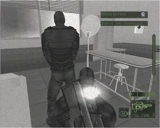 Test Splinter Cell Pandora Tomorrow PlayStation 2 - Screenshot 69