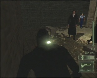 Test Splinter Cell Pandora Tomorrow PlayStation 2 - Screenshot 70