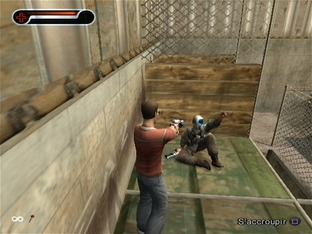 Test Second Sight PlayStation 2 - Screenshot 121