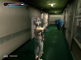 Test Second Sight PlayStation 2 - Screenshot 122