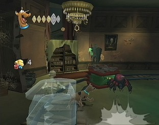 Test Scooby-Doo ! Demasque PlayStation 2 - Screenshot 104