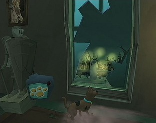 Test Scooby-Doo ! Demasque PlayStation 2 - Screenshot 105