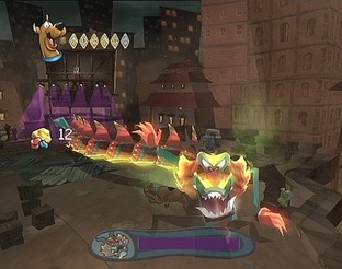 Test Scooby-Doo ! Demasque PlayStation 2 - Screenshot 106