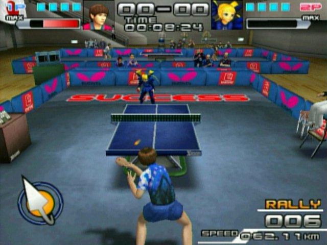 SpinDrive Ping Pong