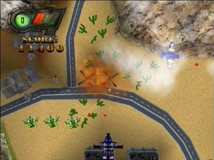 Test Search & Destroy PlayStation 2 - Screenshot 2