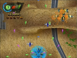 Test Search & Destroy PlayStation 2 - Screenshot 4