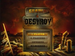 Test Search & Destroy PlayStation 2 - Screenshot 5
