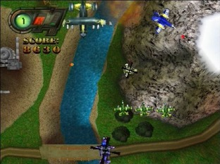 Test Search & Destroy PlayStation 2 - Screenshot 8