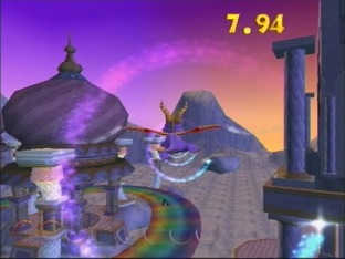 Test Spyro : Enter The Dragonfly PlayStation 2 - Screenshot 2