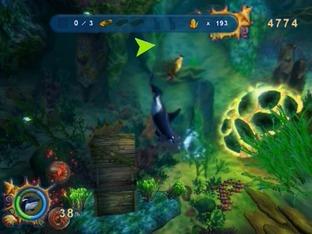 Fiche complète Shamu's Deep Sea Adventures - PlayStation 2