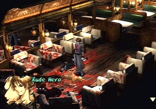Test Shadow Hearts PlayStation 2 - Screenshot 5