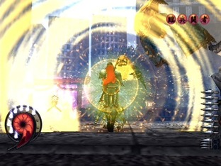 Test Shinobi PlayStation 2 - Screenshot 22