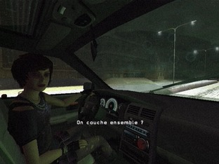 Test Silent Hill Shattered Memories PlayStation 2 - Screenshot 15