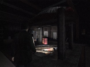 Test Silent Hill Shattered Memories PlayStation 2 - Screenshot 16