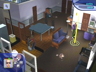Test Les Sims PlayStation 2 - Screenshot 13