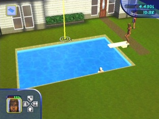 Test Les Sims PlayStation 2 - Screenshot 14