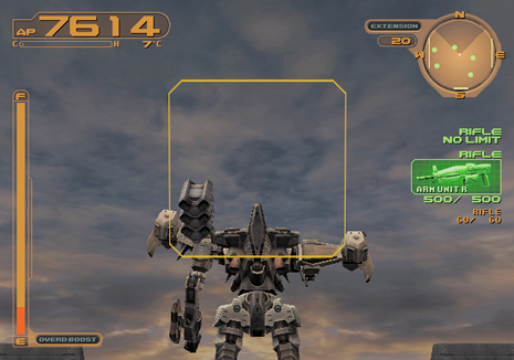 Silent Line : Armored Core