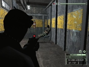 Test Splinter Cell Chaos Theory PlayStation 2 - Screenshot 29