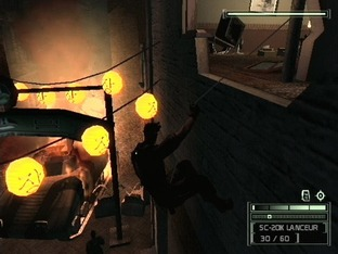 Test Splinter Cell Chaos Theory PlayStation 2 - Screenshot 30
