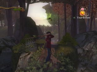 Test Les Chroniques De Spiderwick PlayStation 2 - Screenshot 1