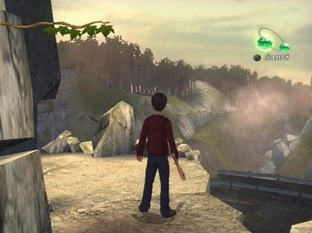 Test Les Chroniques De Spiderwick PlayStation 2 - Screenshot 2