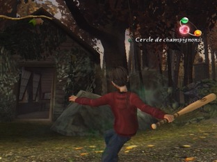 Test Les Chroniques De Spiderwick PlayStation 2 - Screenshot 5