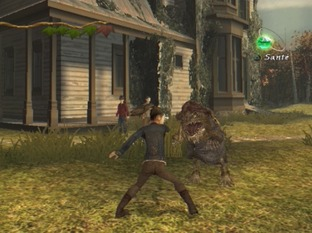 Test Les Chroniques De Spiderwick PlayStation 2 - Screenshot 6