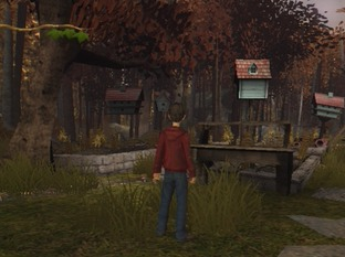 Test Les Chroniques De Spiderwick PlayStation 2 - Screenshot 22