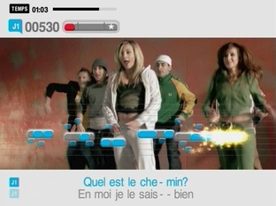 Test Singstar Pop Hits 3 PlayStation 2 - Screenshot 1