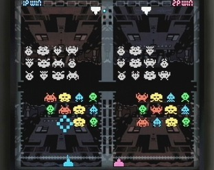 Space Invaders Anniversary Playstation 2