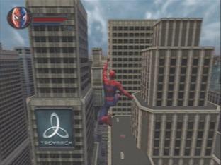 Spider-Man PlayStation 2