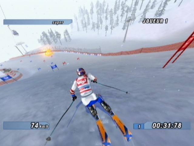 Ski Racing 2005 featuring Hermann Maier