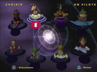 Test Star Wars : Super Bombad Racing PlayStation 2 - Screenshot 9