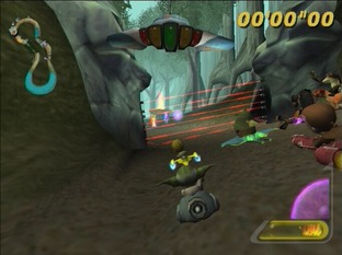 Test Star Wars : Super Bombad Racing PlayStation 2 - Screenshot 11