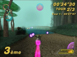 Test Star Wars : Super Bombad Racing PlayStation 2 - Screenshot 13