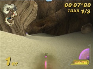 Test Star Wars : Super Bombad Racing PlayStation 2 - Screenshot 15