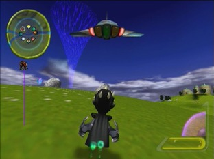 Test Star Wars : Super Bombad Racing PlayStation 2 - Screenshot 17
