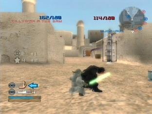 Star Wars Battlefront II Playstation 2