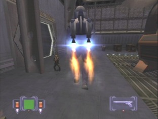 Test Star Wars : Bounty Hunter PlayStation 2 - Screenshot 14