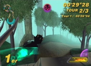 Test Star Wars : Super Bombad Racing PlayStation 2 - Screenshot 3