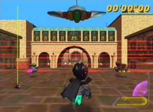 Test Star Wars : Super Bombad Racing PlayStation 2 - Screenshot 4