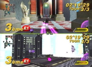 Test Star Wars : Super Bombad Racing PlayStation 2 - Screenshot 8