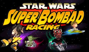 Star Wars : Super Bombad Racing