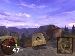 Test Test Drive Off-Road Wide Open PlayStation 2 - Screenshot 5