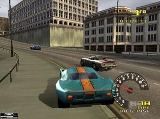 Images TD Overdrive PlayStation 2 - 1
