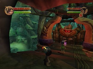 Test Tak : The Great Juju Challenge PlayStation 2 - Screenshot 1